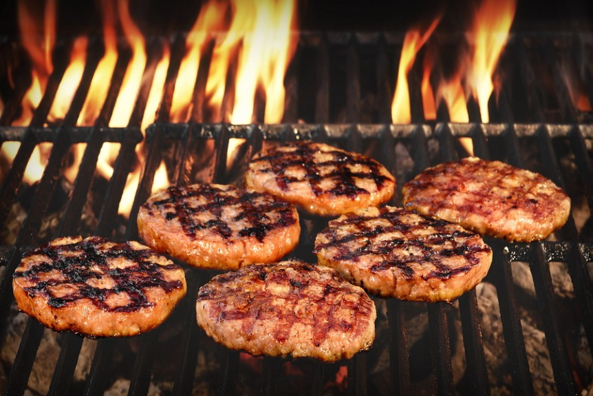 bigstock-Bbq-Grilled-Burgers-Patties-On-124645112[1]